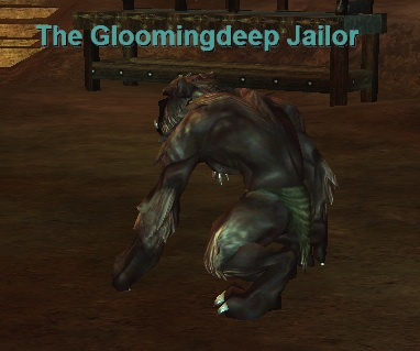The Gloomingdeep Jailor